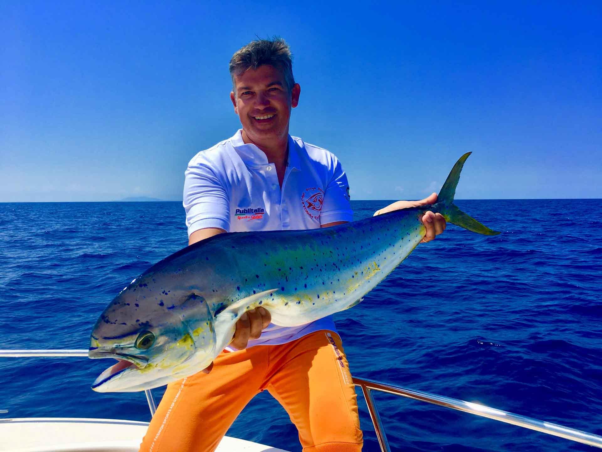 Diego Bedetti | Fishing Experience | Charter di pesca in Adriatico centrale
